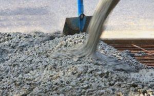 Купить тощий бетон